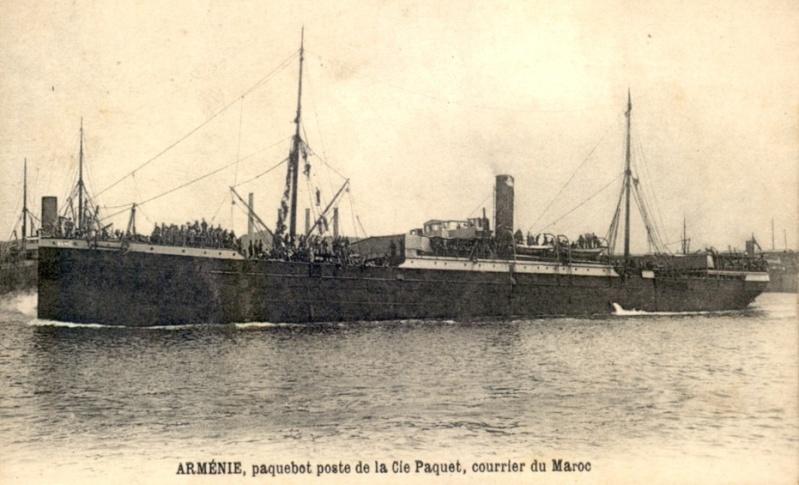 * ARMÉNIE (1915/1916) * 443_0010