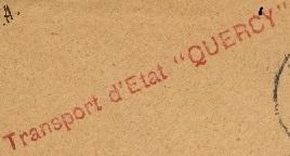 * QUERCY (1939/1955) * 460810