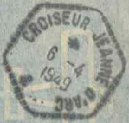 JEANNE D'ARC (CROISEUR - 1931) 490410