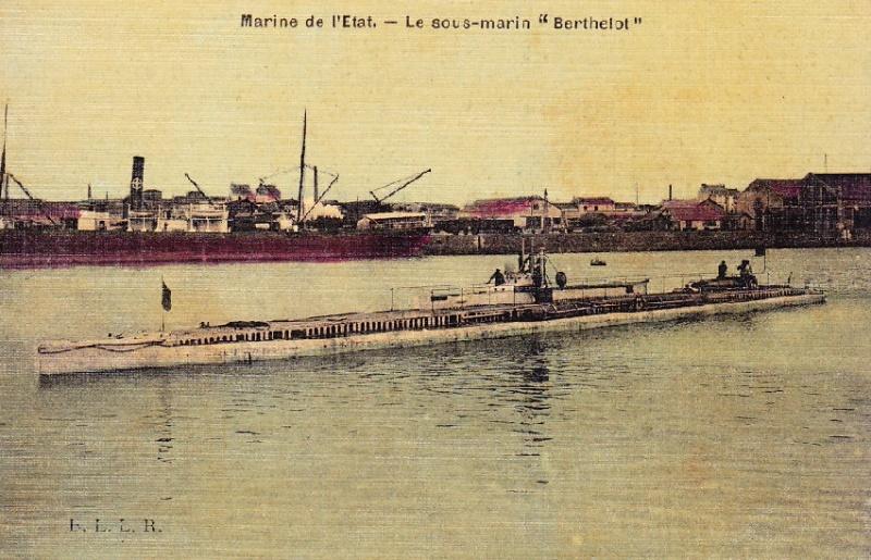 * BERTHELOT (1910/1919) * 561_0010