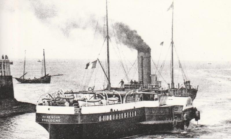 * AU REVOIR (1914/1916) * 606_0010