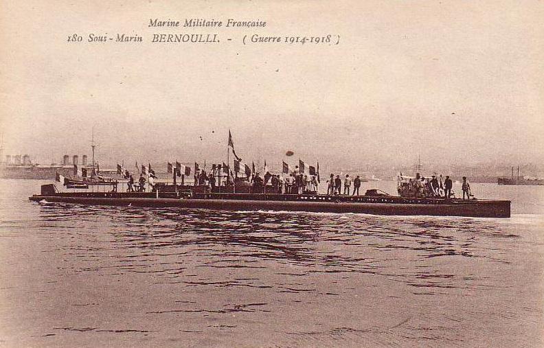 * BERNOULLI (1912/1918) * 647_0010