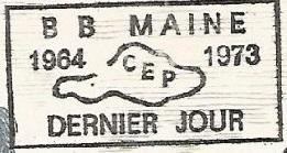 * MAINE (1963/1974) * 730910