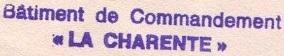 * LA CHARENTE (1964/1983) * 780510