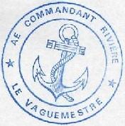 * COMMANDANT RIVIÈRE (1962/1992) * 790510