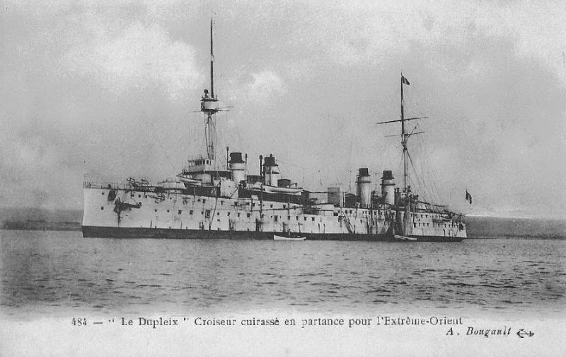 * DUPLEIX (1903/1919) * 798_0012
