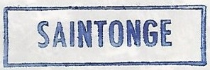 * SAINTONGE (1965/1981) * 8004_c10
