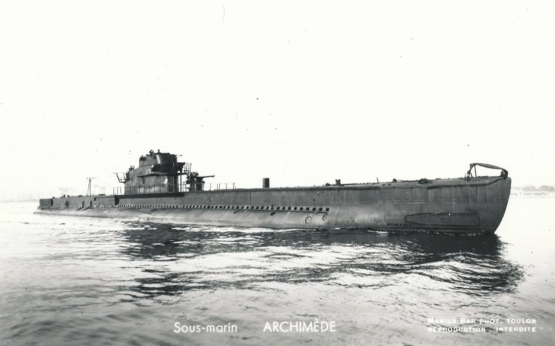 * ARCHIMEDE (1932/1952) * 806_0010