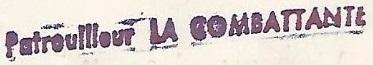 * LA COMBATTANTE (1964/1996) * 811210