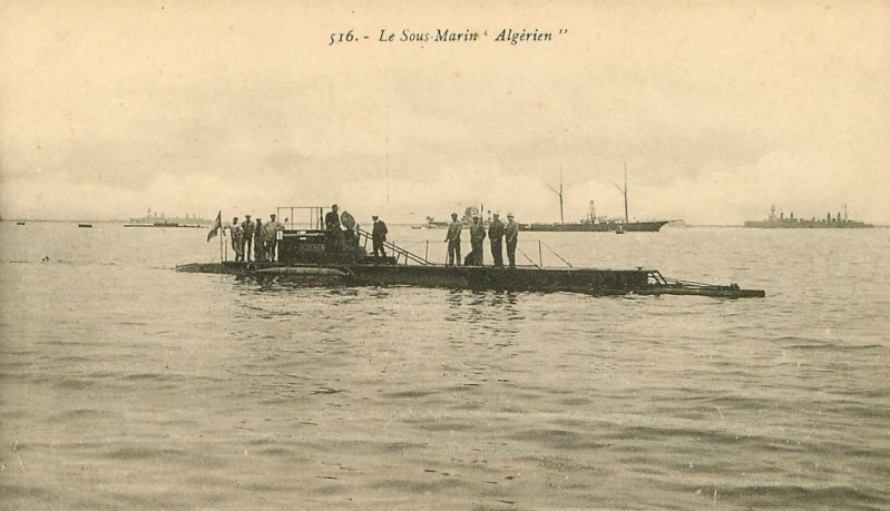 * ALGERIEN (1901/1914) * 814_0010