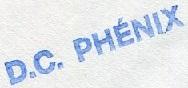 * PHENIX (1956/1992) * 820710