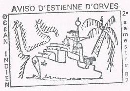 * D'ESTIENNE D'ORVES (1976/1999) * 821210