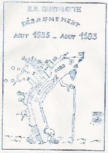 * GUÉPRATTE (1957/1985) * 850810