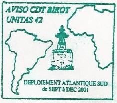 * COMMANDANT BIROT (1984/....) * 853_0010