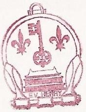 * ENSEIGNE DE VAISSEAU HENRY (1965/1994) * 8604_c10