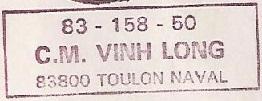 * VINH-LONG (1955/1988) * 870910