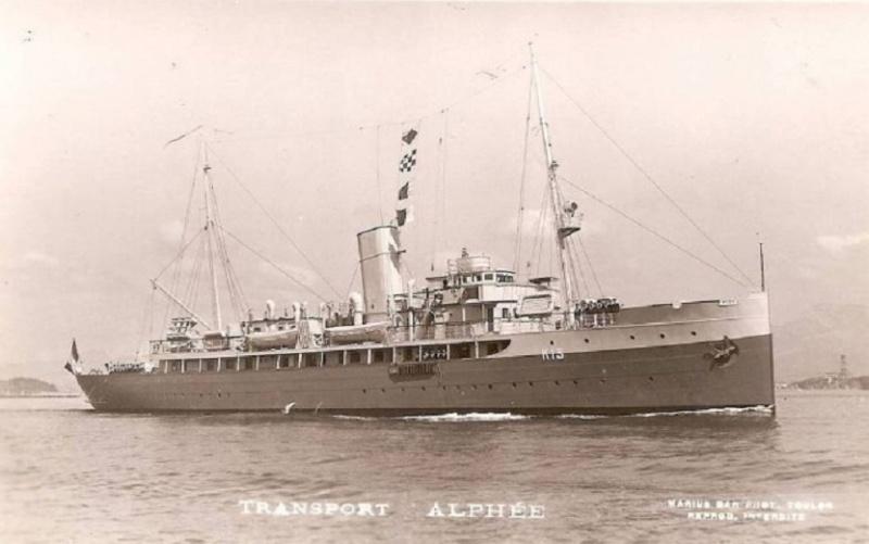 * ALPHÉE (1939/1961) * 87376910
