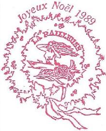 * LA RAILLEUSE (1987/2012) * 891210