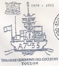 * COMMANDANT RIVIÈRE (1962/1992) * 921010