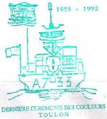 * COMMANDANT RIVIÈRE (1962/1992) * 9210_210