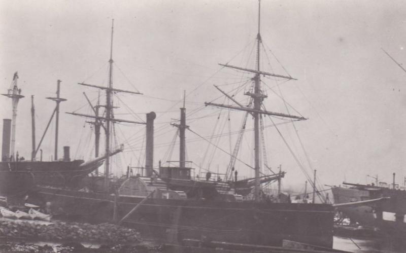 * ANTILOPE (1873/1884) * 961_0010