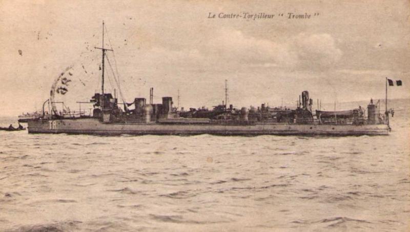 * TROMBE (1901/1921) * 970_0010
