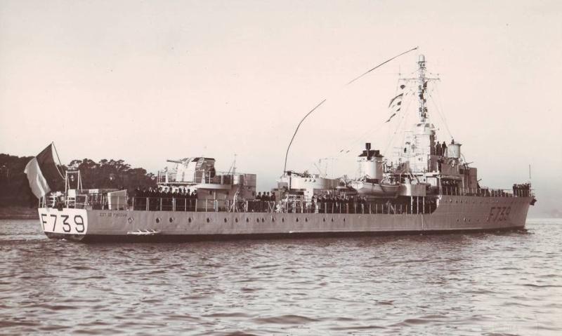 * COMMANDANT DE PIMODAN (1948/1976) * 982_0011