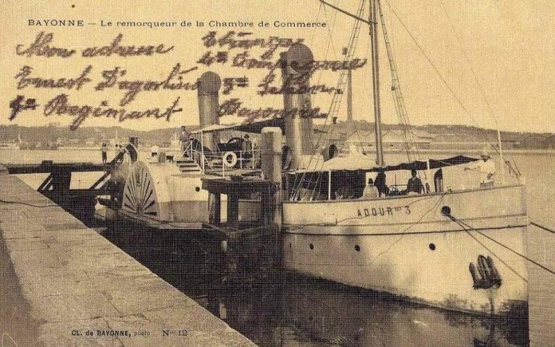 * ADOUR III (1914/1919) * Adourn10