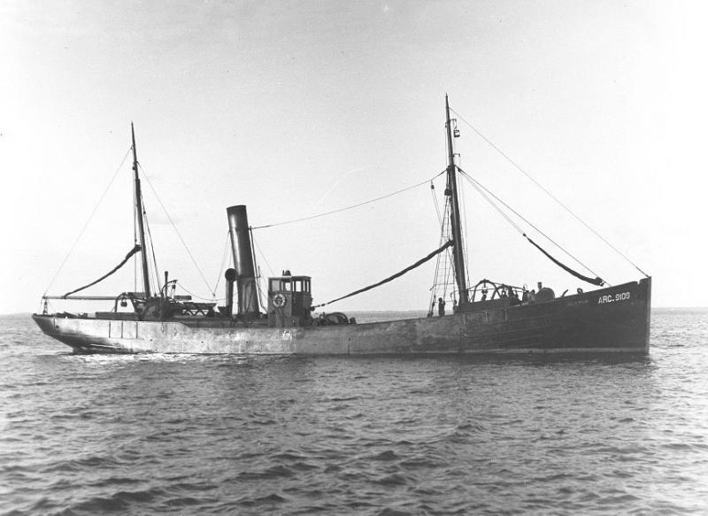 * ALCYON III (1915/1918) * Alcyon11