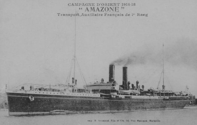 * AMAZONE II (1914/1919) * Amazon11