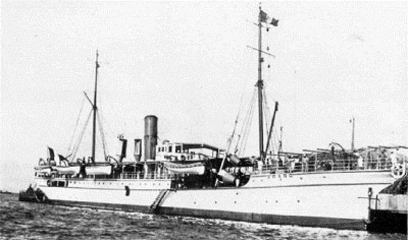 * ARAGO (1939/1940) * Ancien13