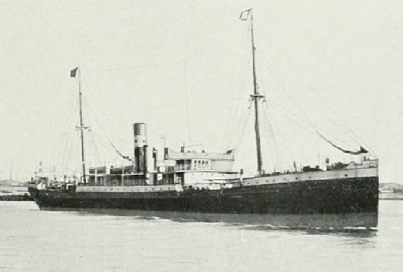 amiral - * AMIRAL FOURICHON (1917/1918) * Geogra10