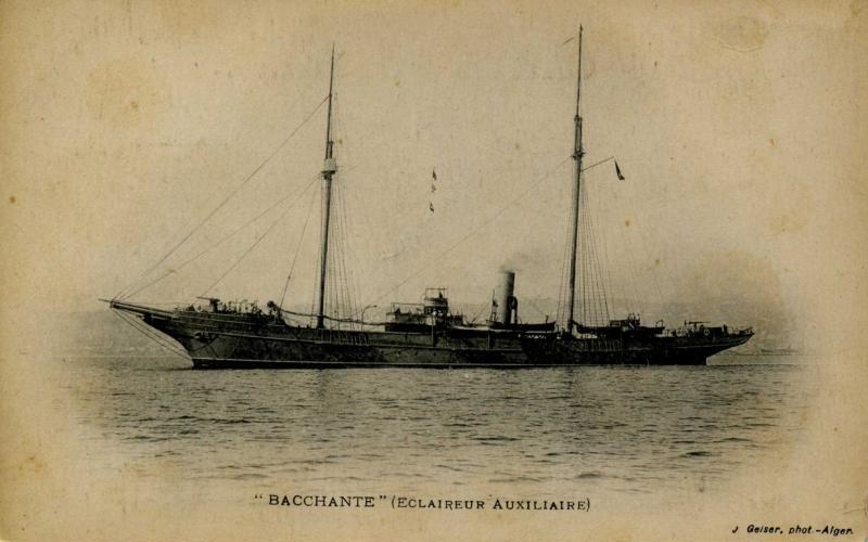 * LA BACCHANTE (1916/1919) * La20ba10