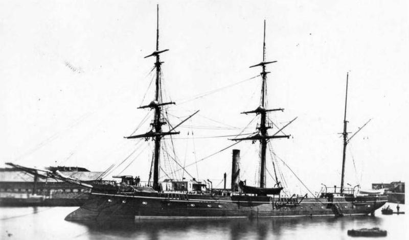 * LA BOURDONNAIS (1875/1893) * La20bo10