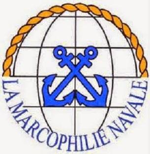 * LA MARCOPHILIE NAVALE * Logo_m10