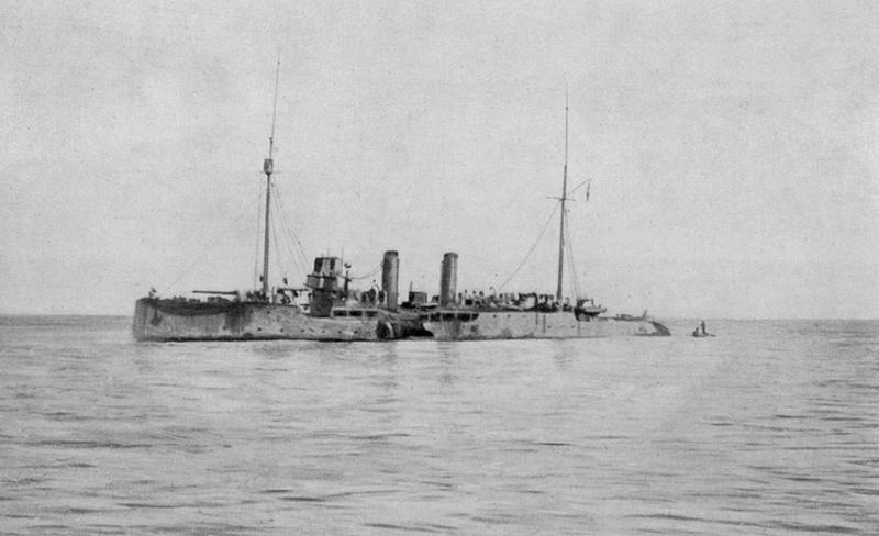 * RIGEL (1916/1916) * Rigel_10