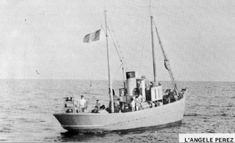 * ANGÈLE PEREZ (1939/1944) * Voilie11