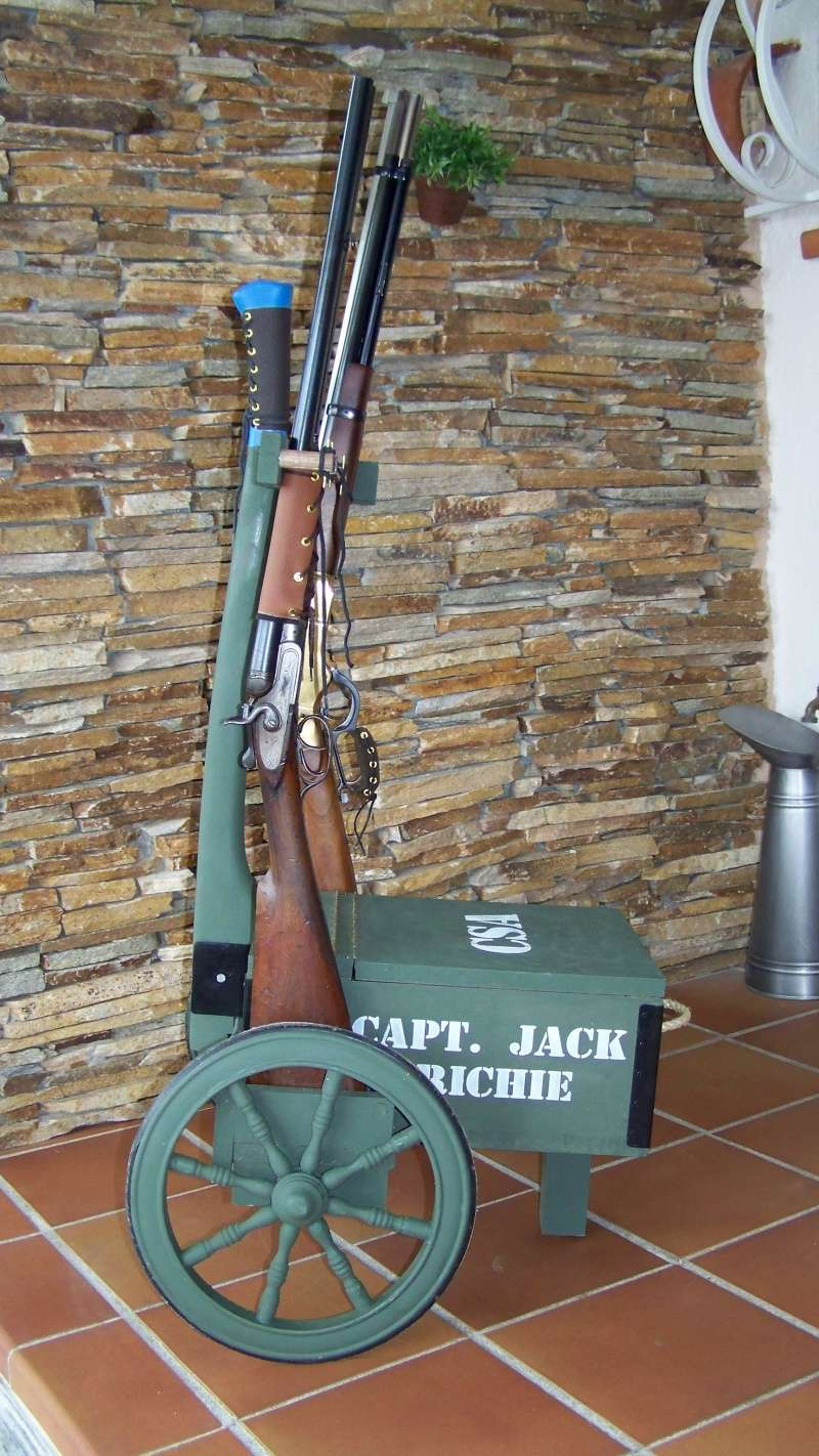 Gun cart Montgomery Depot 100_8342