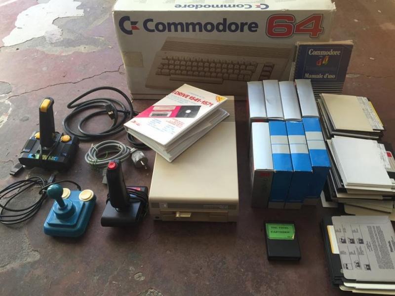 Commodore 64 e Giochi Image32