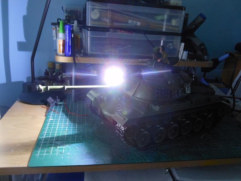 M48A3 Xenon Spotlight Dscn1410
