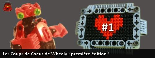 [Fans-Arts] Les Coups de Cœur de Wheely #1 (30/05/16) Coupde11