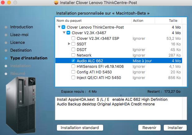 Clover Lenovo ThinkCentre 11116