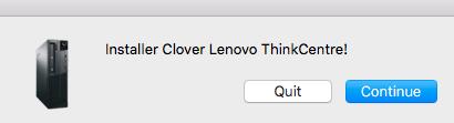 Clover Lenovo ThinkCentre 118