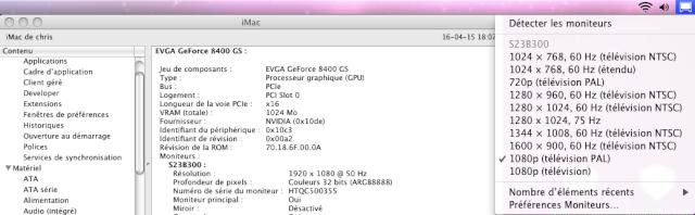 Lenovo ThinkCentre M91 Snow Leopard et El Capitan 840010