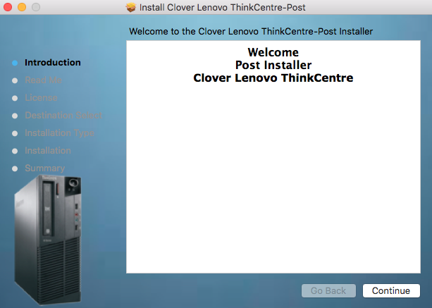 Clover Lenovo ThinkCentre Post_310