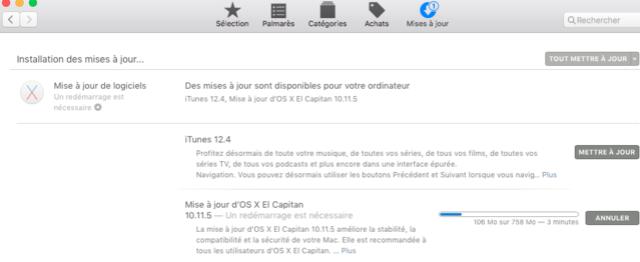 Mise a jour 10.11.5 Final Release! Rr10