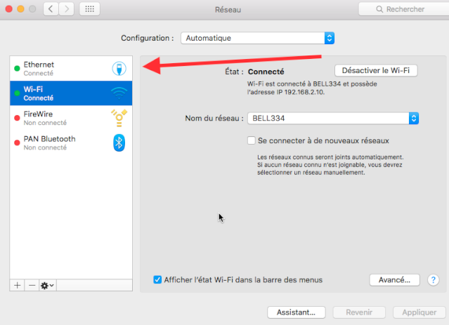 Changer les Icons Préférences System OS X 10.11 Sans_t14