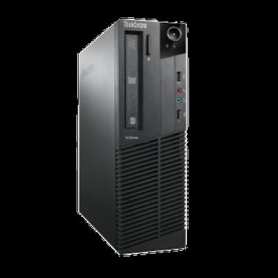 Lenovo ThinkCentre M91 Snow Leopard et El Capitan System12