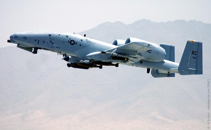 Programme US pour compléter les A-10: Light attack airplane Ngcas_11