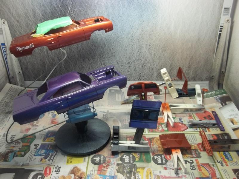 """Un autre 1970 Superbird """"en chantier"""" !!! - Page 6 00213"""